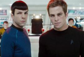 Hi, we're Spock and Kirk: Generation Y