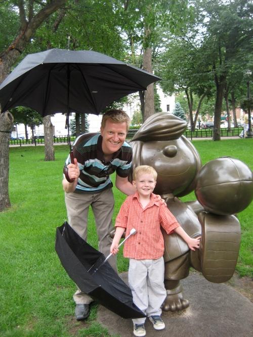 Father's Day: Singin' in the Rain